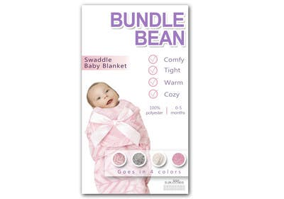 #15 for Retail Store Poster for Baby Swaddle by Burmistrova