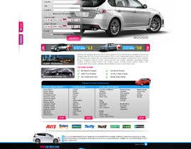 nº 37 pour Website Design for Avid Car Hire par ANALYSTEYE