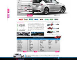 nº 4 pour Website Design for Avid Car Hire par ANALYSTEYE
