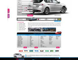 nº 34 pour Website Design for Avid Car Hire par ANALYSTEYE