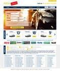 Graphic Design Inscrição do Concurso Nº39 para Website Design for Avid Car Hire