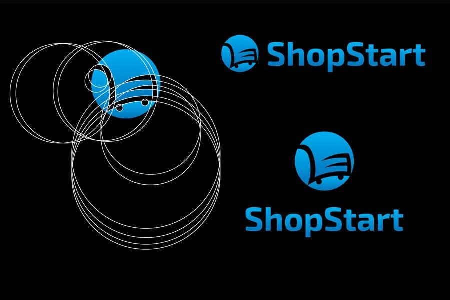 #409 para Logo for webshop hosting de sihab9999