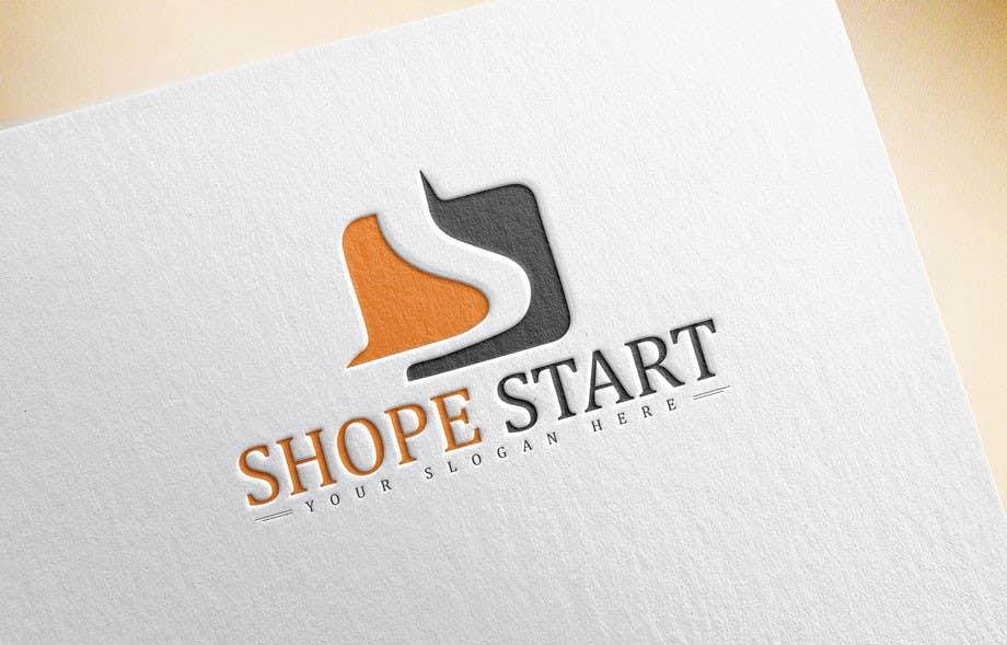 #56 para Logo for webshop hosting por ImaginativeeAM