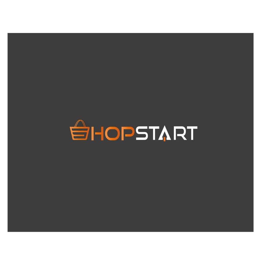 #386 für Logo for webshop hosting von TheMen46