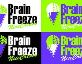 #44 for Develop a Sign for Brain Freeze NiceCream by fedejurez