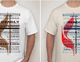 #18 for Design a T-Shirt for Christian T-shirt company af joytabas