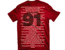 #12 for Design a T-Shirt for Christian T-shirt company af alexispereyra