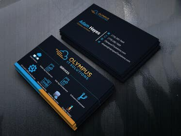 #149 for Design some Business Cards for an IT company af mahmudulhask