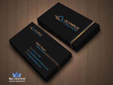 #15 for Design some Business Cards for an IT company af tajcreation