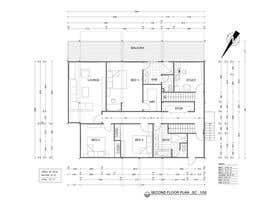 CameliaCam tarafından Floor Plan Redesign for 2 Rooms için no 28