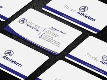 nº 5 pour Design some Business Cards par mahmudkhan44