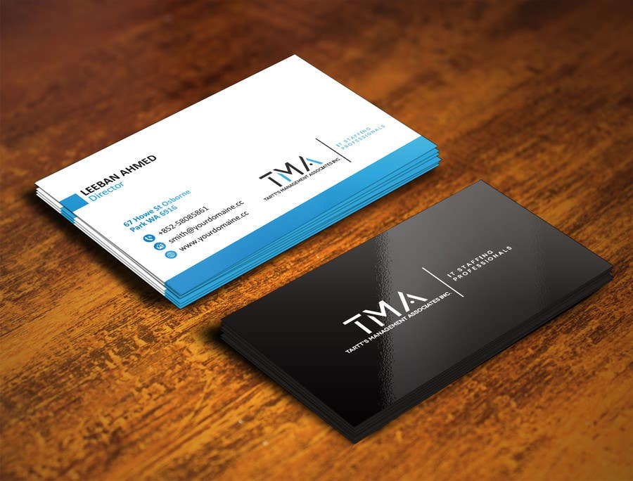 Entry 113 By Youart2012 For Design Some Business Cards Stationary