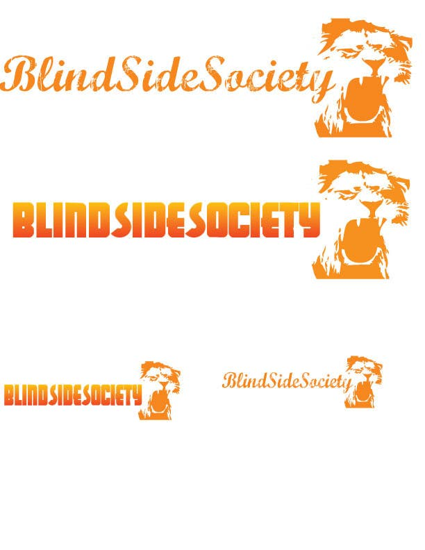 #24 for Logo Design for BlindSideSociety by DMgraphics