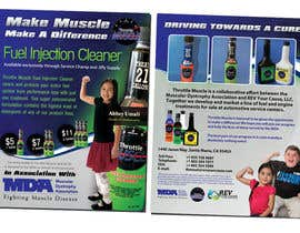 #44 cho Brochure Design for Throttle Muscle bởi creationz2011
