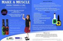 Graphic Design Konkurrenceindlæg #14 for Brochure Design for Throttle Muscle