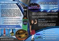 Graphic Design Inscrição do Concurso Nº22 para Brochure Design for Throttle Muscle