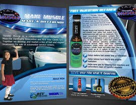 EhabSherif tarafından Brochure Design for Throttle Muscle için no 49