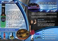 Graphic Design Inscrição do Concurso Nº23 para Brochure Design for Throttle Muscle