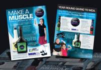 Graphic Design Inscrição do Concurso Nº45 para Brochure Design for Throttle Muscle