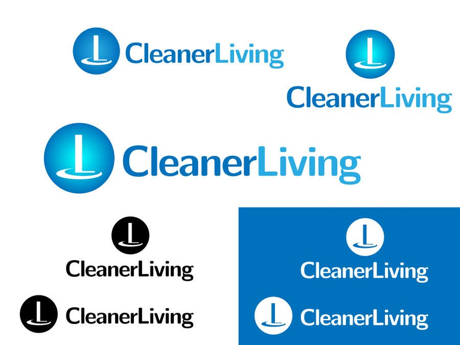 Proposition n°                                        29                                      du concours                                         Design a Logo for Cleaning Company - Clean R Living