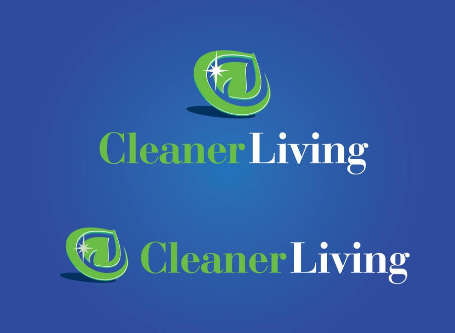 Proposition n°                                        44                                      du concours                                         Design a Logo for Cleaning Company - Clean R Living