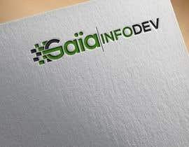 #84 for Design a Logo for Gaia Info Dev ! af KhawarAbbaskhan