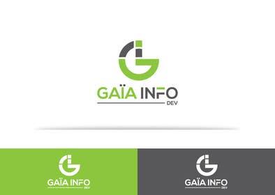 #12 for Design a Logo for Gaia Info Dev ! af HSDesignStudios