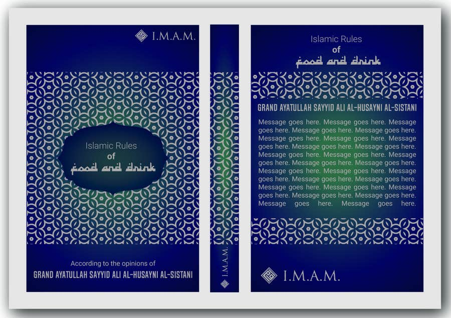 Book Cover Design Rules ~ Entry by malikfaik for design book cover a booklet
