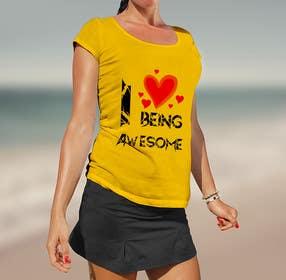 #17 for Design a T-Shirt by MDARIFEN
