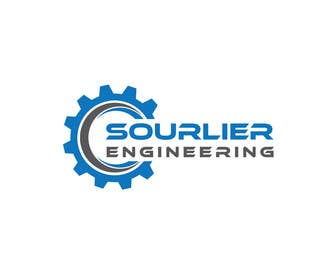 Logo for mechanical design and civil engineering for Design and engineering companies