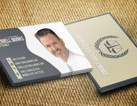 #44 cho Design Business Cards for a Law Office bởi developingtech