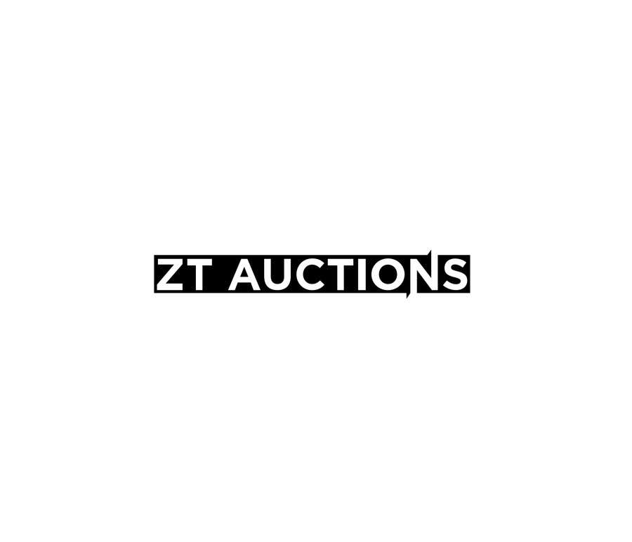 Entry #94 by Munirunless for Logo design for ZT Auctions