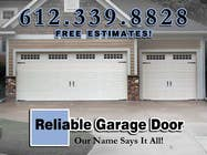 Contest Entry #4 for Graphic Design for Reliable Garage Door