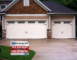 #105 para Graphic Design for Reliable Garage Door por su1d