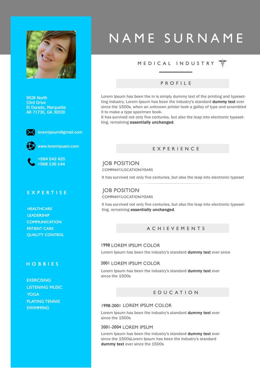 creating a cv How to create a cv using ms word all of the following should work with ms word 2007/2010 and quite a lot with earlier versions of word this will teach you how to create a nice looking cv from scratch using ms word.