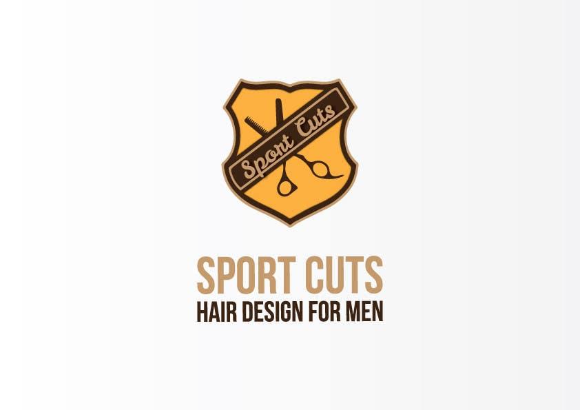 Konkurrenceindlæg #                                        3                                      for                                         Design a Logo for My Hairdesign Salon for Men