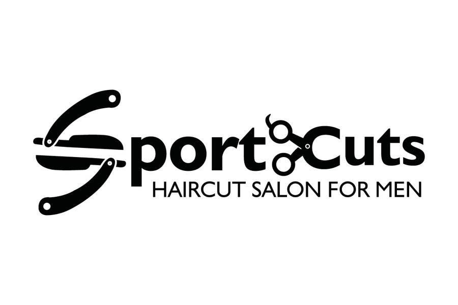 Konkurrenceindlæg #                                        12                                      for                                         Design a Logo for My Hairdesign Salon for Men