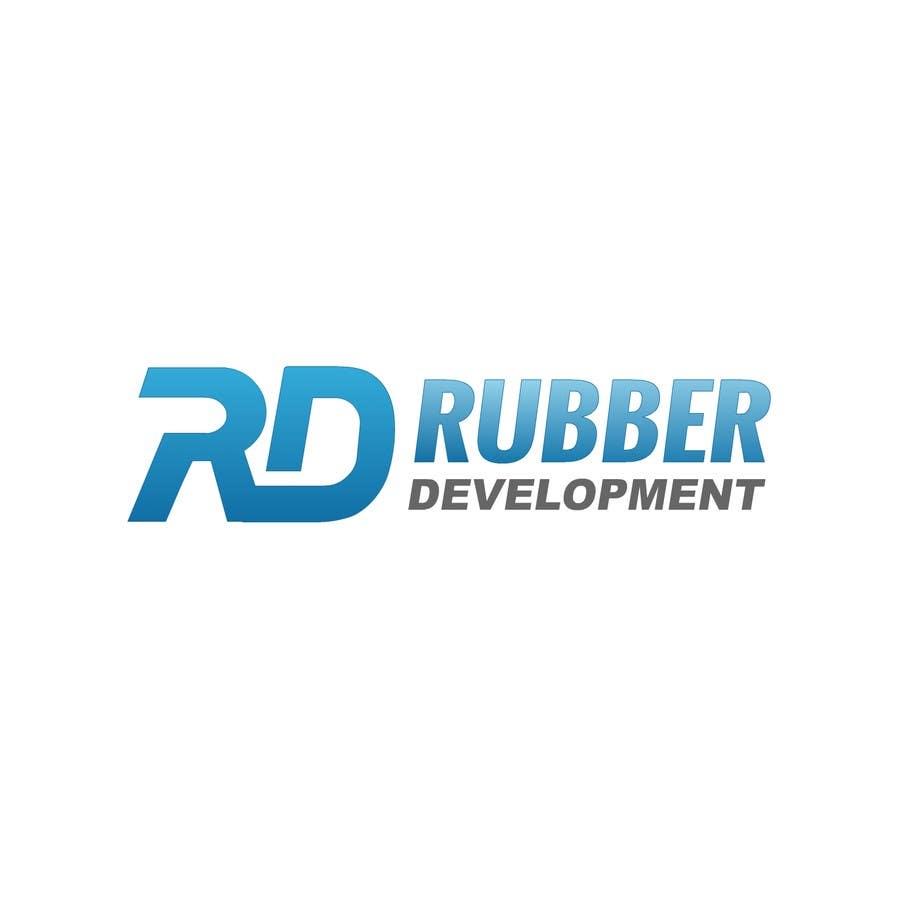 Kilpailutyö #151 kilpailussa Logo Design for Rubber Development Inc.