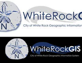 #127 pentru Logo Design for City of White Rock Internal GIS website de către AlexandraEdits