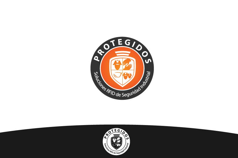 """Конкурсная заявка №89 для Logo Design for """"Protegidos"""""""