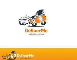 #52 for Logo Design For Moto Drink Delivery by Kuzyajr