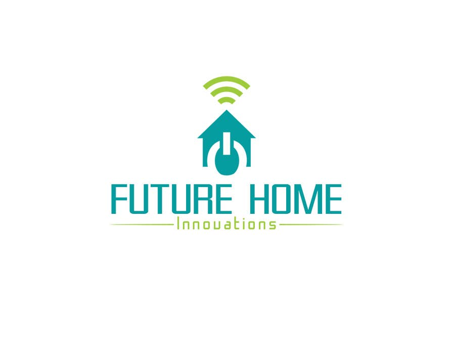 Design a logo for home automation company freelancer for Companies housse