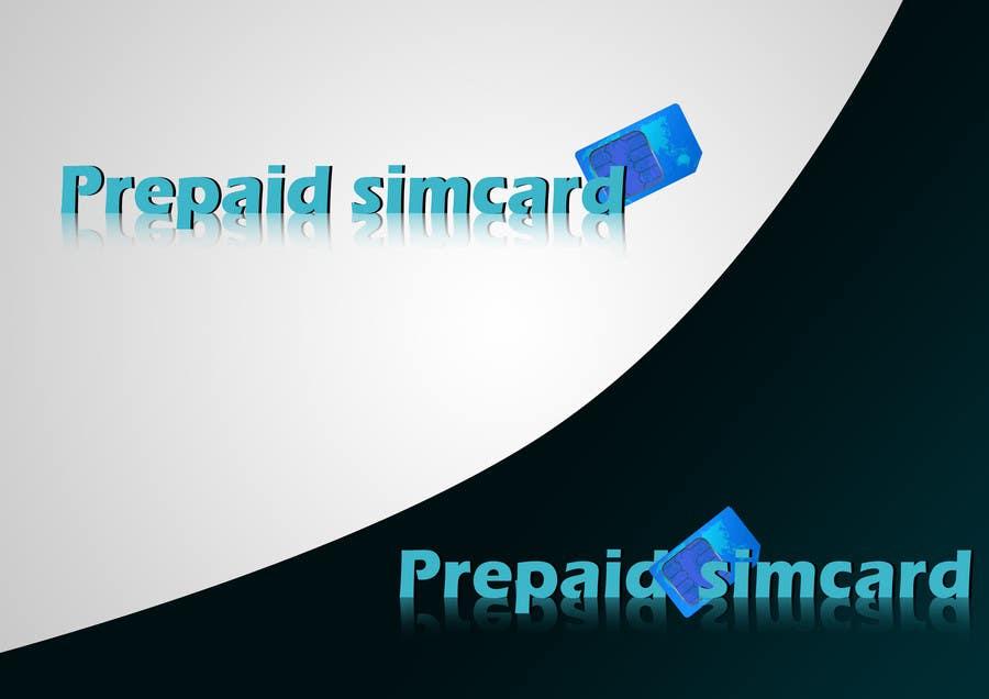 Конкурсная заявка №185 для Logo Design for prepaidsimcard.org
