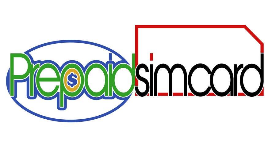 Конкурсная заявка №87 для Logo Design for prepaidsimcard.org