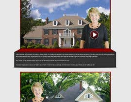 #20 for Design a Website Home Page Mockup for Agent Roost by gravitygraphics7