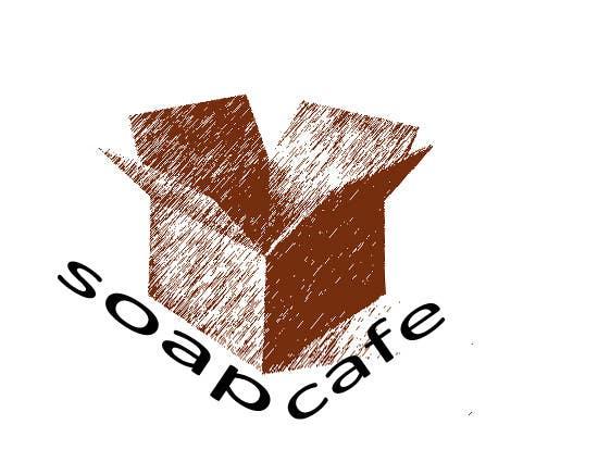 Kilpailutyö #90 kilpailussa Logo Design for The Sopa Box Cafe