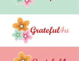#45 for Design a Logo for grateful4u.com by debbi789