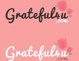 #43 for Design a Logo for grateful4u.com by lilmermaaaid