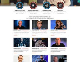 #21 for webpage design in PNG/PSD by adixsoft