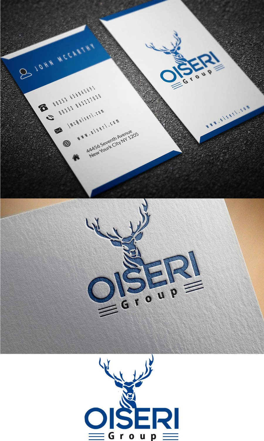 Entry #25 by Rudro123 for Modernize logo and create business card ...